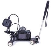 Deslizadores y plataformas de deslizamiento para grabar vídeos